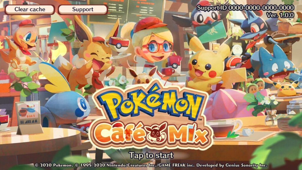 Pokemon Cafe Mix is a Matching Puzzler Coming to Android Next Week