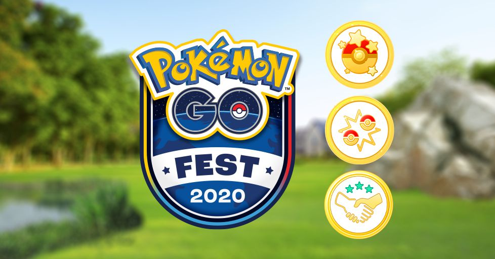 Pokémon Go offers new weekly challenges leading up to Go Fest 2020