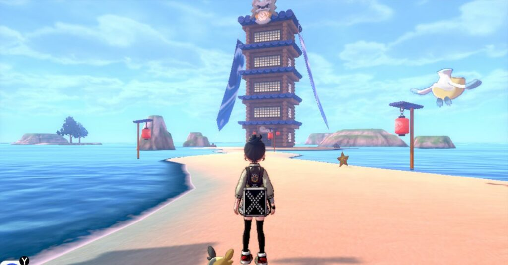Pokémon Sword and Shield: Isle of Armor Tower of Darkness/Tower of Waters guide