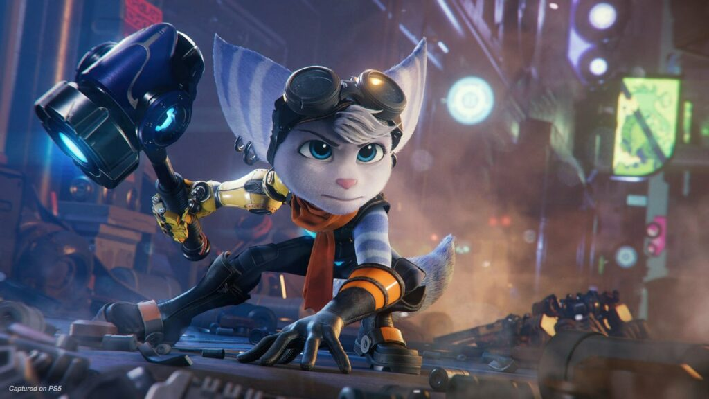 Ratchet and Clank: Rift Apart's Mysterious Female Lombax Is a Playable Character
