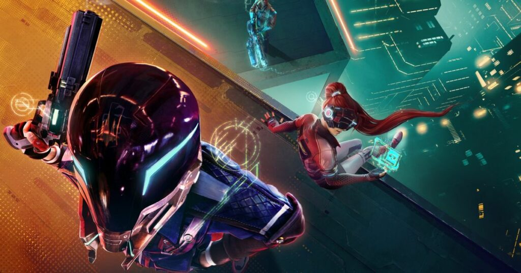 Report: Hyper Scape, a new multiplayer shooter from Ubisoft, is entering beta next week