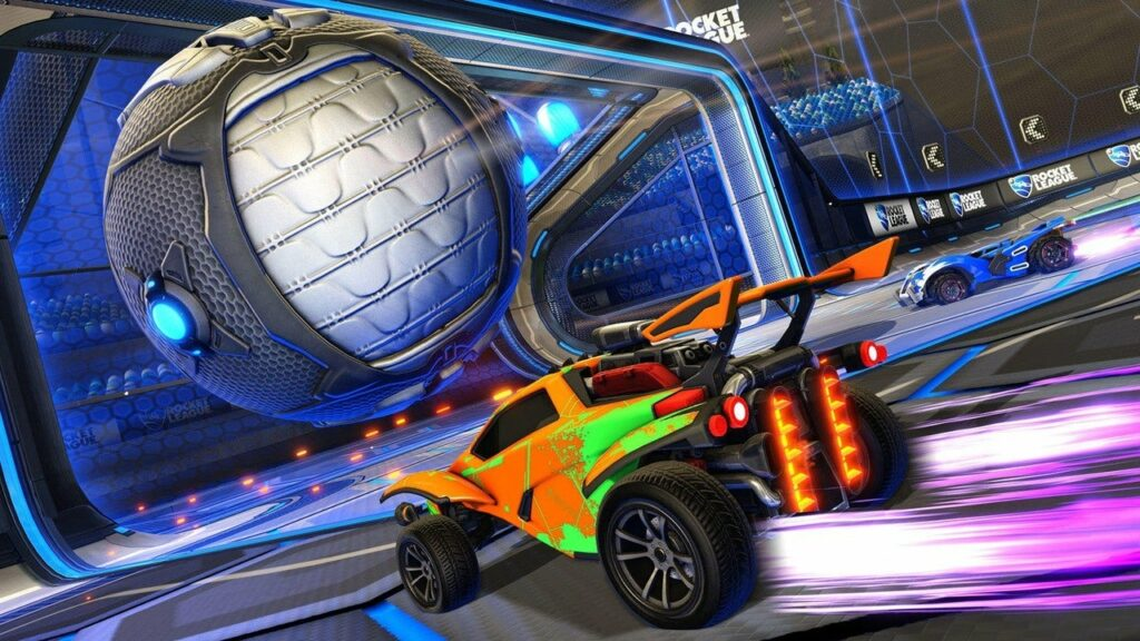 Rocket League Streamer Seemingly Shocked By Lightning Strike During Stream