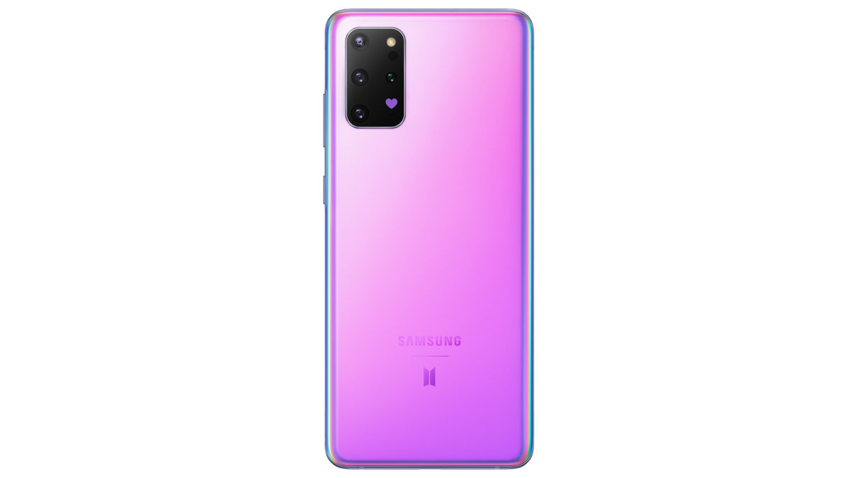 Samsung Galaxy S20 Plus BTS Edition 6