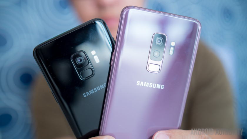 samsung galaxy s9 update