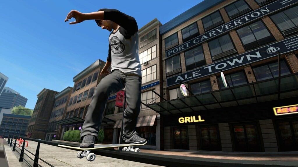 Skate Sequel Will Potentially Focus on User-Generated Content