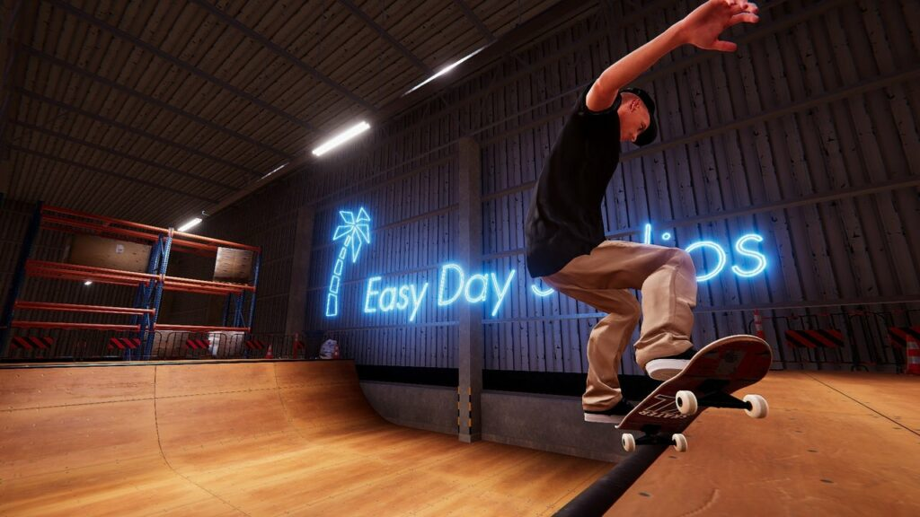 Skater XL Is Up for Preorder for PS4, Xbox One, and PC