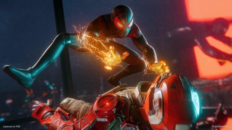 Sony Says PlayStation 5's Spider-Man: Miles Morales Is An Expansion, Not A Sequel