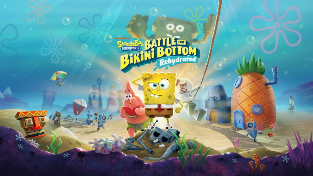 SpongeBob SquarePants: Battle for Bikini Bottom – Rehydrated… The Battle is Officially Back On
