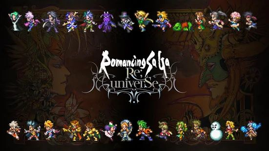 Square Enix's Romancing SaGa Re;univerSe Goes Live in Selected Territories Ahead of its Global Launch