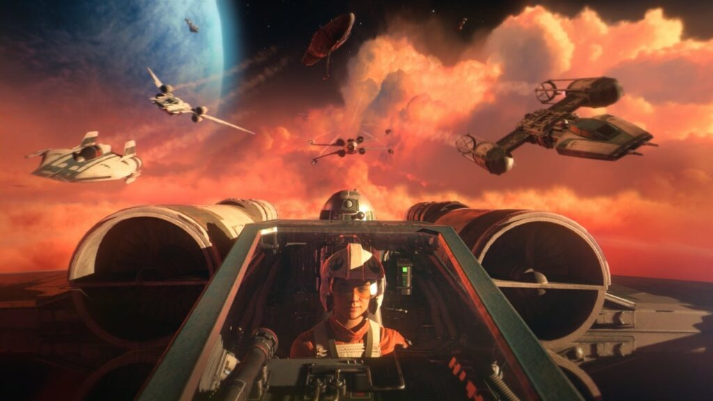 Star Wars: Squadrons Is Up for Preorder