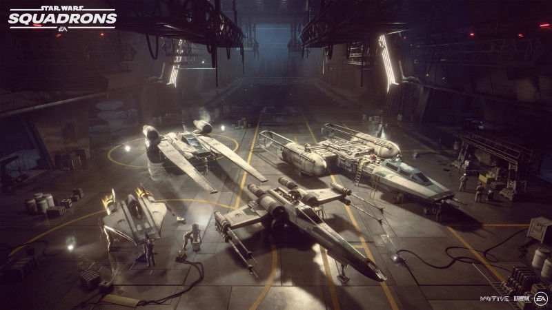 Star Wars: Squadrons Won't Have Microtranactions And Isn't A Living Game