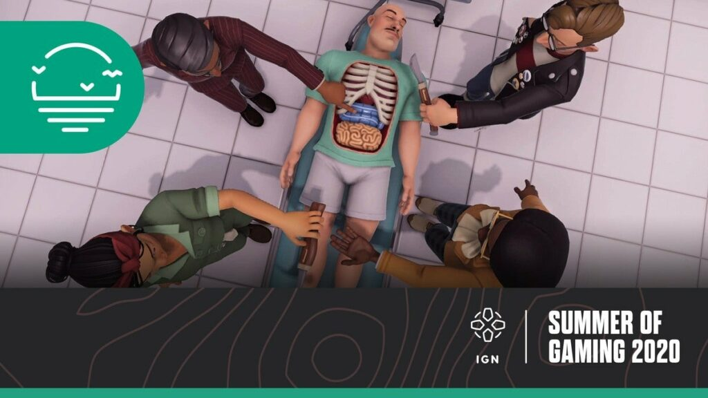 Surgeon Simulator 2: New Gameplay Shows Customisation and Level Creation - IGN Expo