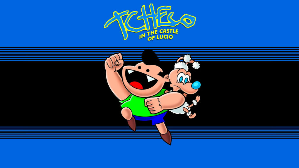 Tcheco in the Castle of Lucio, a Great Challenge, Full of Nonsense Humor and Retro Goodness