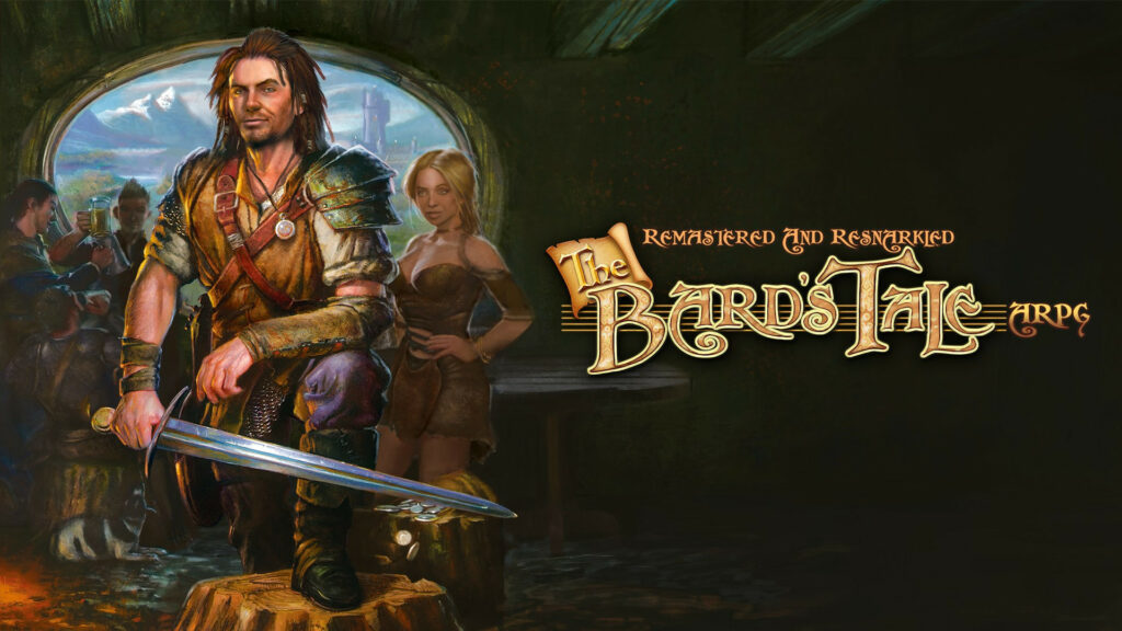 The Bard's Tale ARPG Available Now