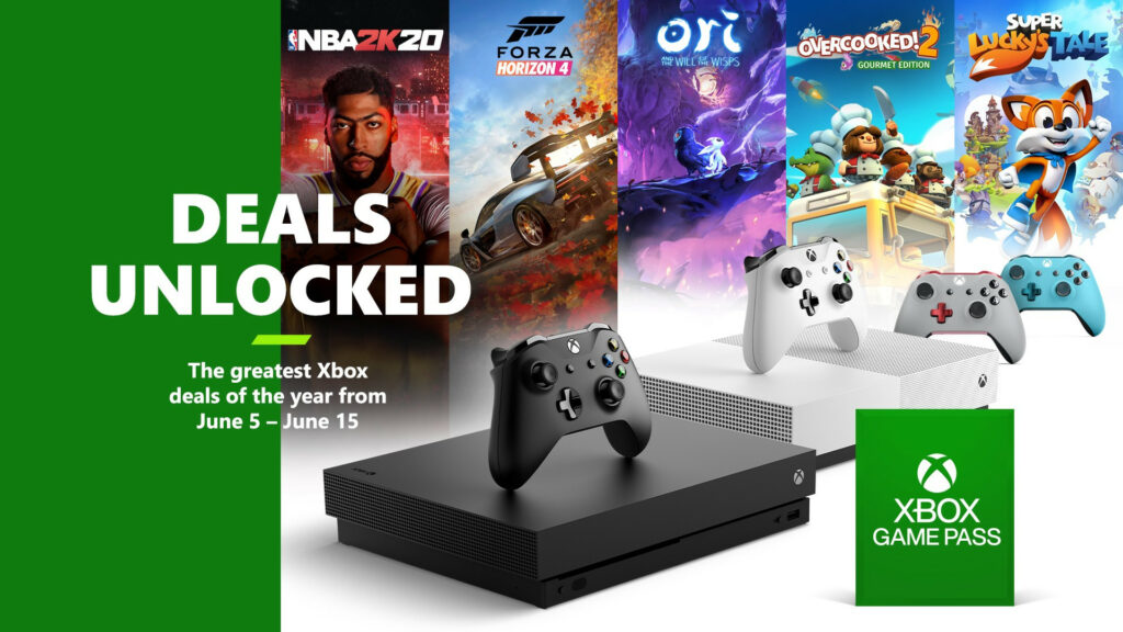 The Greatest Xbox Deals of the Year