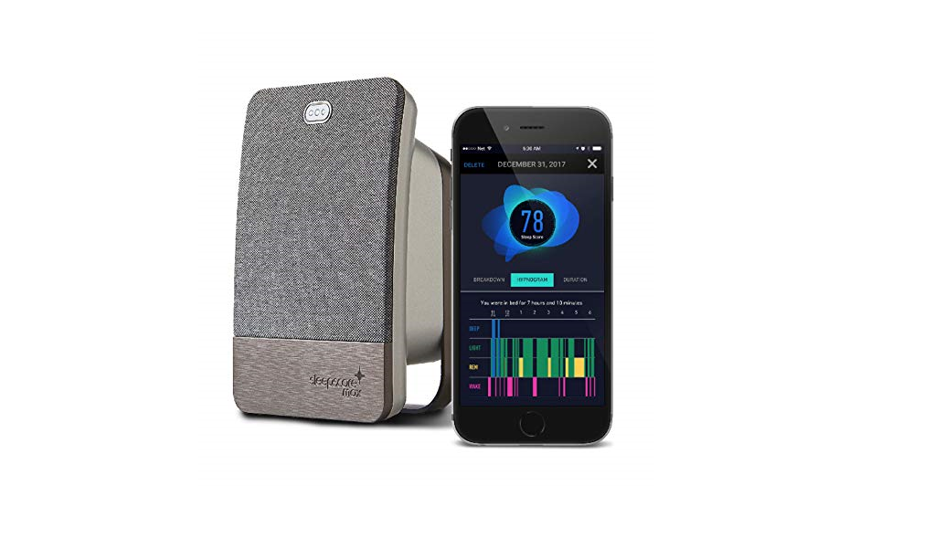 SleepScore Max sleep tracker