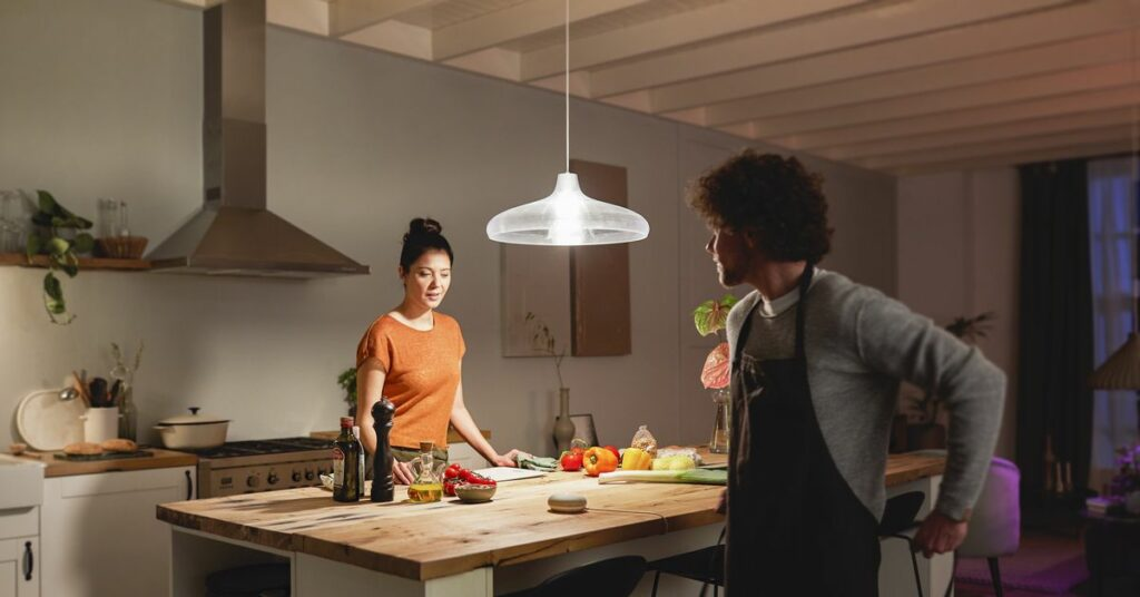 The latest Philips Hue bulb is bigger and brighter