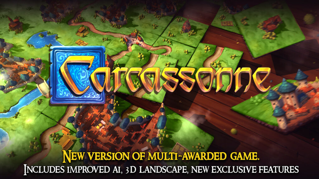 Carcassonne Android