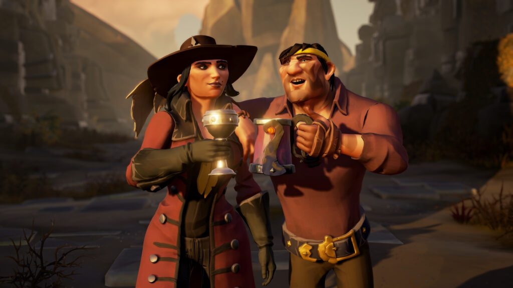 Full Steam Ahead As Sea Of Thieves Community Continues To Grow