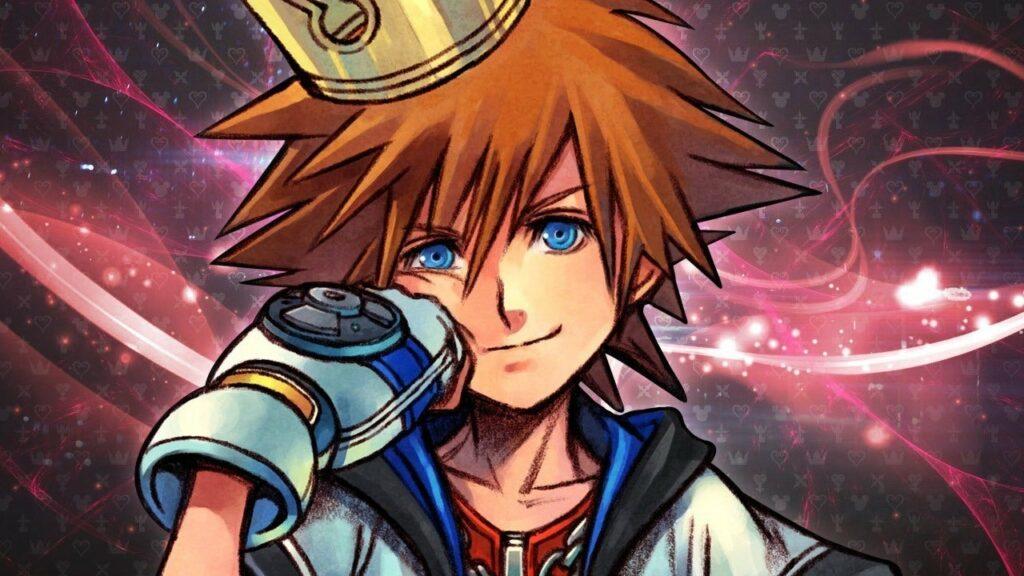Unannounced Kingdom Hearts Project Seemingly Leaked