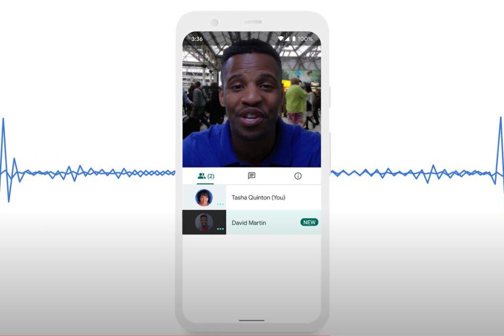 Video: Google Meet's 'denoiser' noise filtering is shockingly good