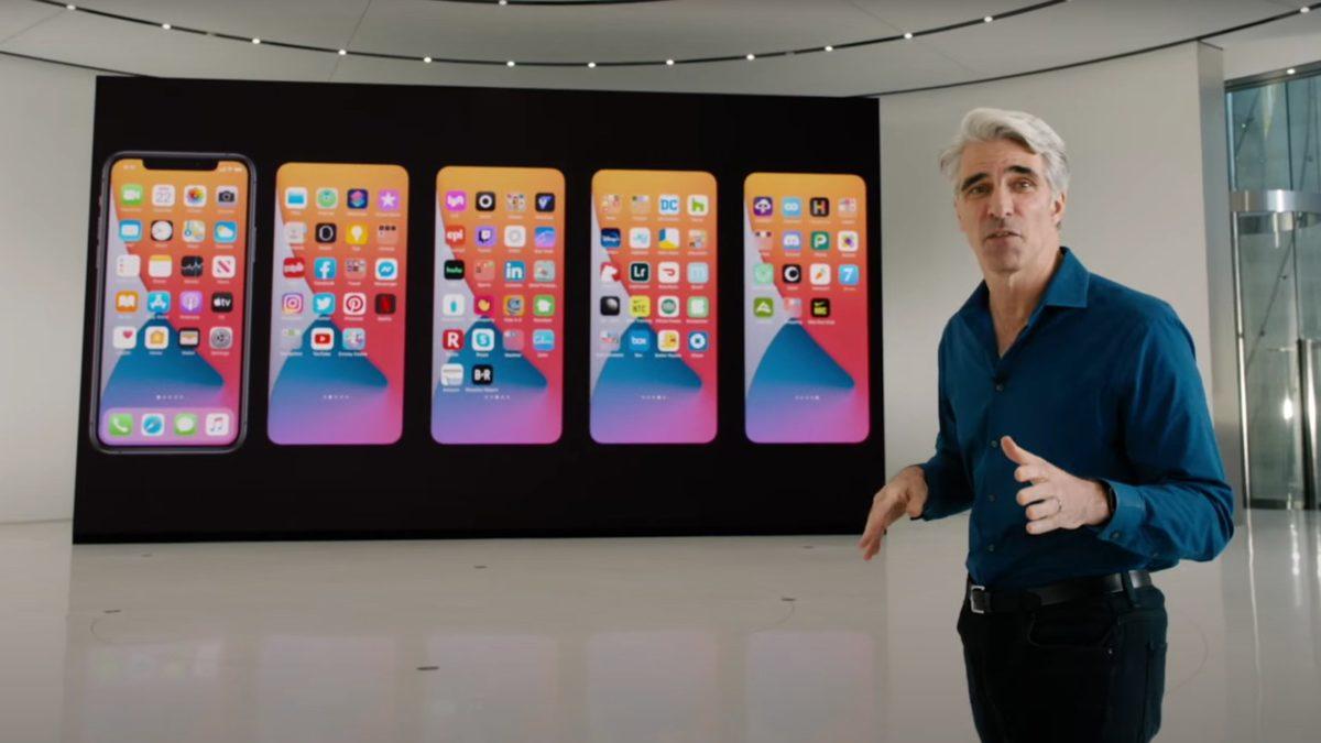 Apple WWDC 2020 presentation