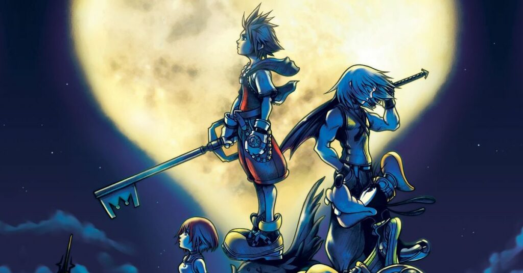 Xbox Game Pass June new games: Kingdom Hearts HD 1.5 + 2.5 ReMix