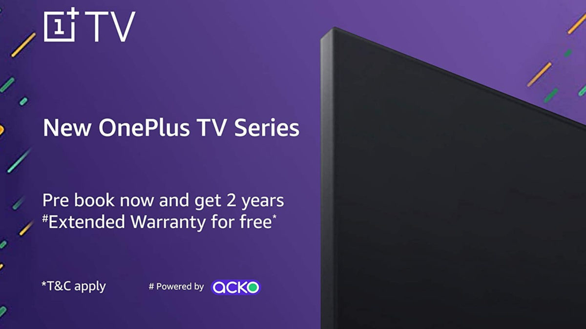 The 2020 OnePlus TV series is coming.