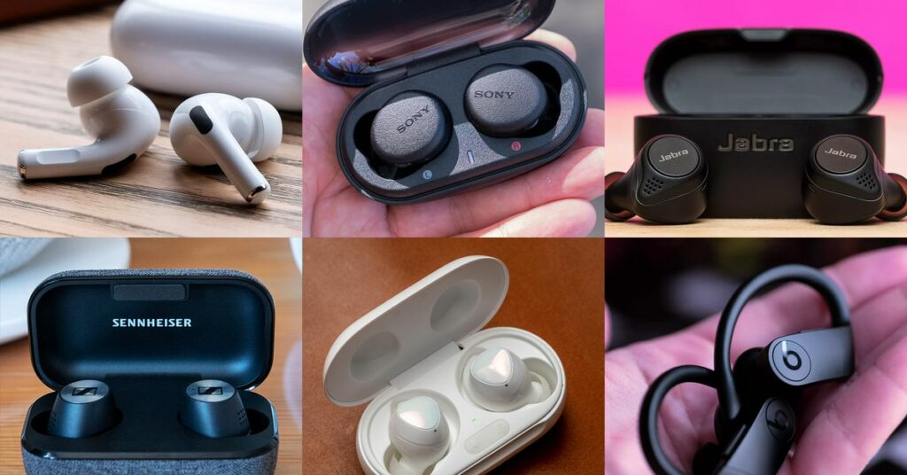 The best wireless earbuds to buy in 2020