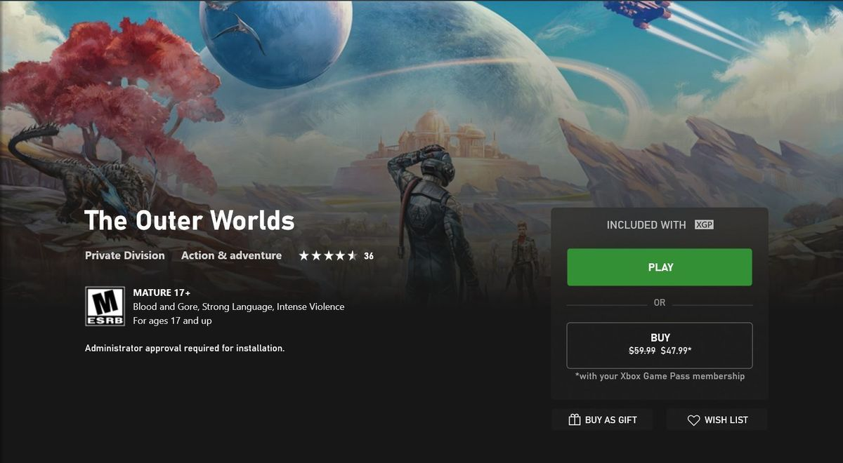 xbgp outer worlds