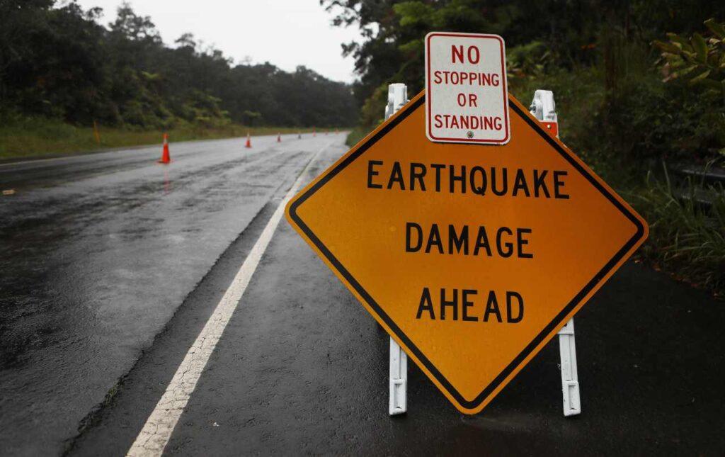 Terremoto Big Island