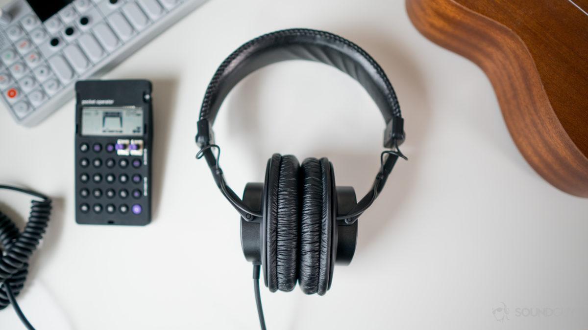Best headphones under 100. Sony MDR 7506.