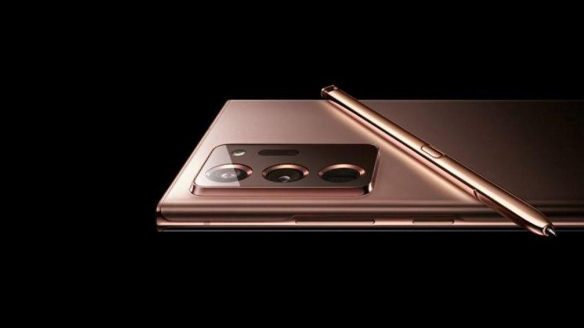 Samsung Galaxy Note 20 leak 1