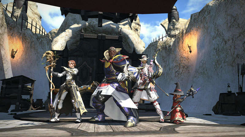 Final Fantasy 14's Delayed 5.3 Update Releases In August