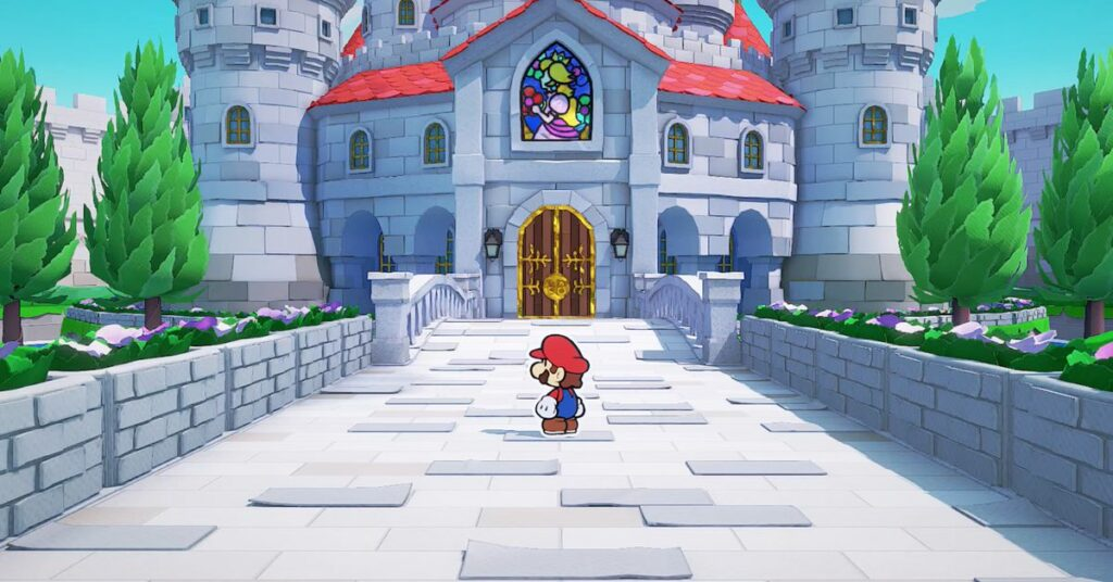 Paper Mario: The Origami King review: Cute game, punishing combat