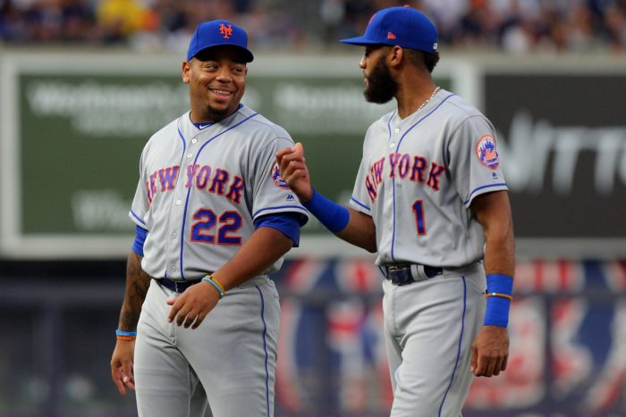 Dominic Smith, Amed Rosario Homer in Mets Intrasquad Game