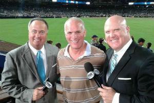 Don Orsillo, Steve Dolan and Mark Grant