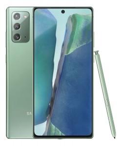 Galaxy Note20 (Mystic Green)