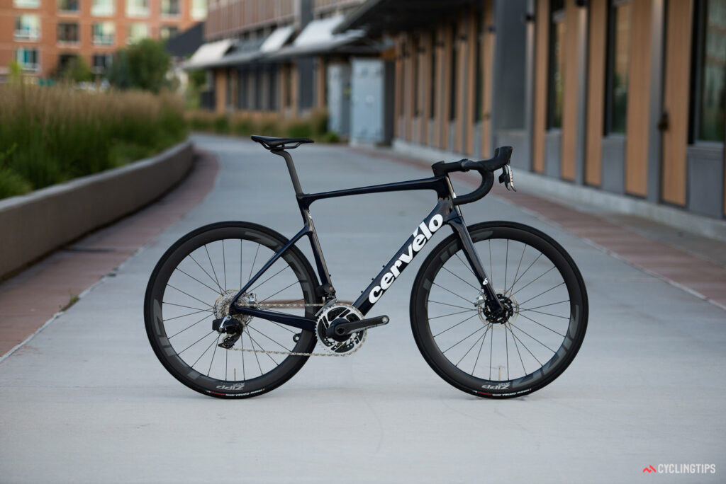 Cervelo Caledonia 5 first-ride review: Where road bikes are headed