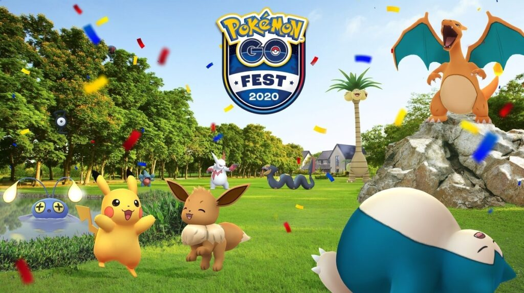 Pokemon Go habitat rotation schedule and every habitat Pokmon for Go Fest 2020 • Eurogamer.net
