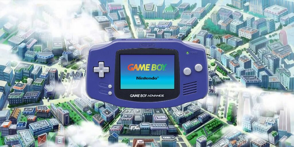 Canceled Pokémon MMO For Game Boy Advance Uncovered In New Nintendo Leak