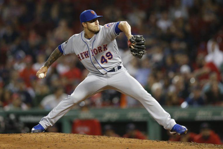 Mets Designate RHP Tyler Bashlor For Assignment