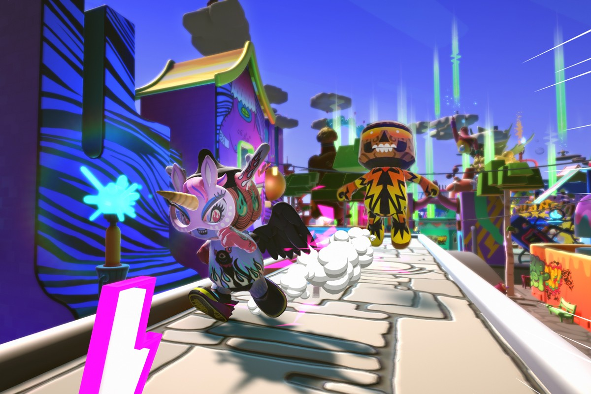 Blankos Block Party MMO Battle Royale Preview