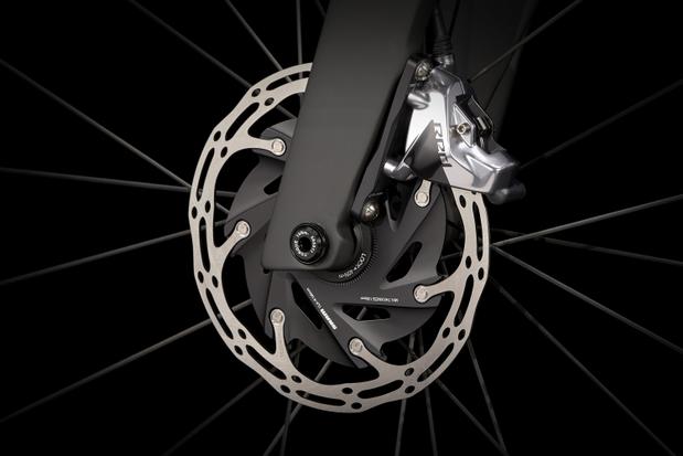 2021 Trek Madone SLR disc brake
