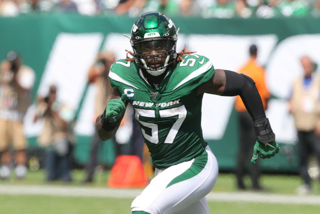 A healthy C.J. Mosley could be a game-changer for the Jets