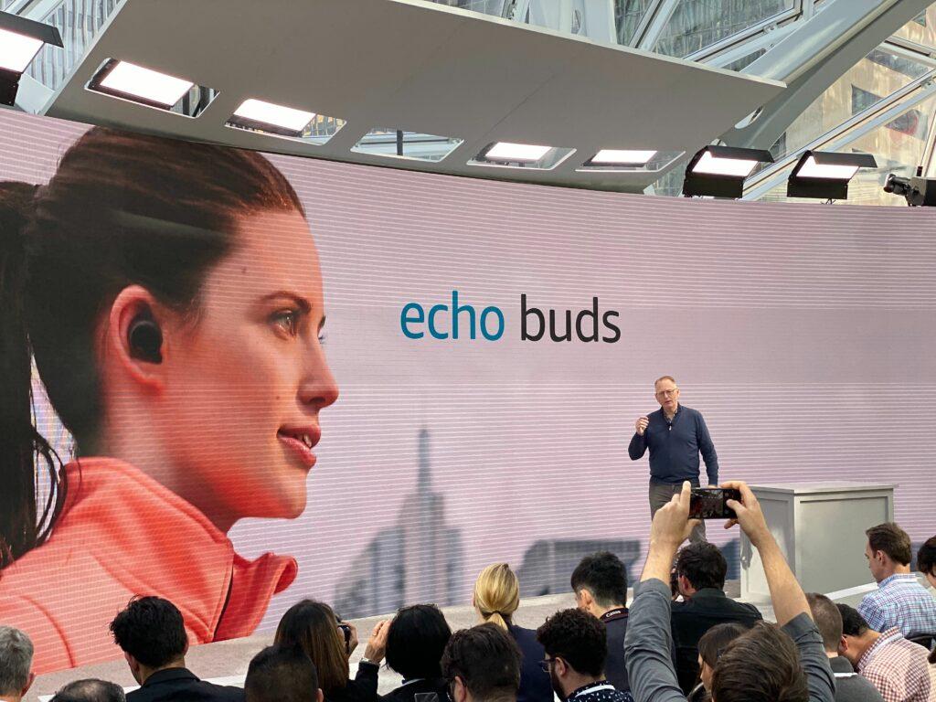 Amazon Echo Buds headphones overheat warning sent to customers