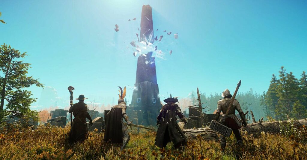 Amazon delays New World, its upcoming MMO, from August to spring 2021