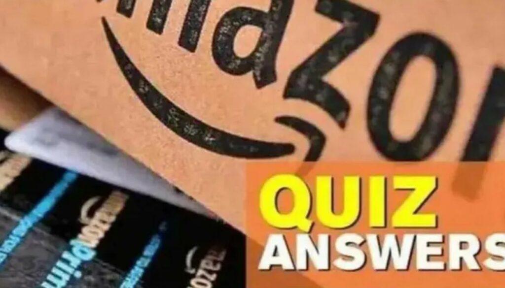 Amazon quiz answers today, July 12 2020: Amazon Mi A3 quiz answers