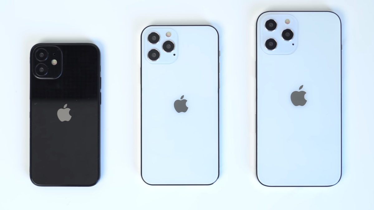 iPhone 12 Size Comparisons