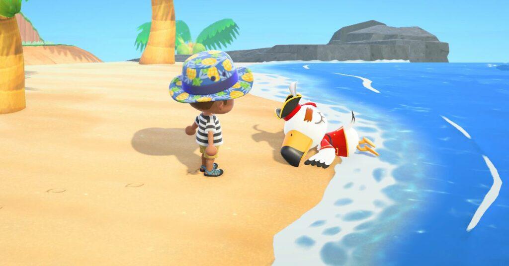 Animal Crossing: New Horizons Pirate Gulliver guide